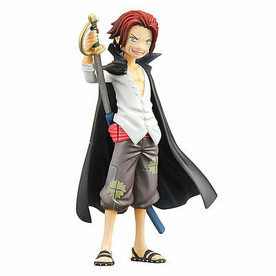 Half Age Figure One Piece Promise of the straw hat Vol 5 Red Shanks