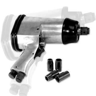 """3/4"""" Airluxe Air Compressor Impact Wrench Gun Short Shank Automotive Tools"""