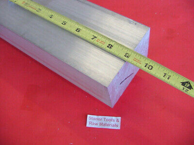 "2 Pieces 1//2/"" X 2-1//2/"" ALUMINUM 6061 FLAT BAR 36/"" long T6 .50/"" Plate Mill Stock"