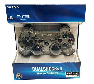 PlayStation 3 Dualshock 3 Wireless Controller (Urban Camouflage) by Sony *NEW*