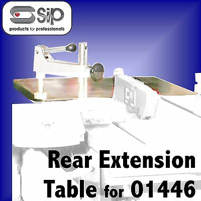 SIP 01448 Rear Extension Table for SIP 01446 Pro 315mm 12 Cast Iron Table Saw