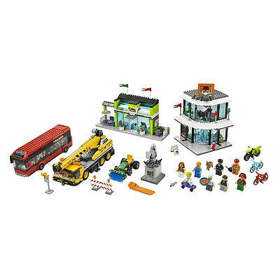 LEGO City Town Square 60026