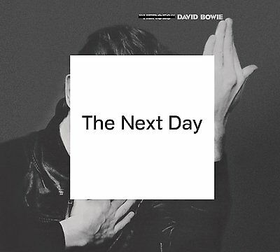David Bowie - The Next Day Cd Album (2013)