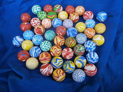 40mm  BOUNCY BALLS X 50