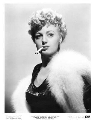 SHELLEY WINTERS with cig portrait still THE GREAT GATSBY - (a767)
