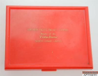 VTG Northern Pacific Railway Vista-Dome Playing Cards & Case North Coast Limited