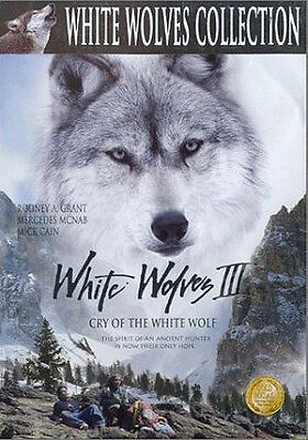 White Wolves III: Cry of the White Wolf (DVD) Mick Cain, Rodney A. Grant NEW