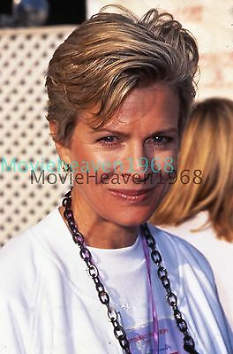 candice bergen 35MM SLIDE TRANSPARENCY NEGATIVE PHOTO 1444