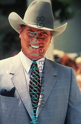 Larry Hagman 35Mm Slide Transparency Negative Photo 211