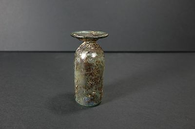 *Aphrodite Gallery* ROMAN CYLINDRICAL FLASK, ca. 2nd-3rd Century A.D.