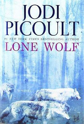 Lone Wolf by Jodi Picoult *HB*  GREAT!!