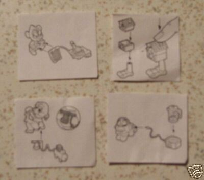 "Satz ZBA ""Super Spacys"" 2001"