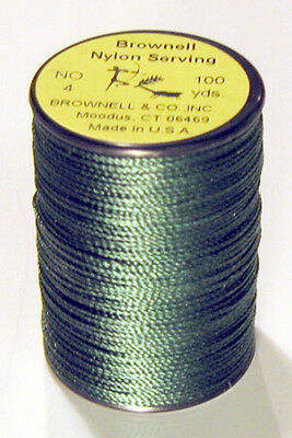 LONGBOW STRING SERVING THREAD 1 spool, many colours to choose from