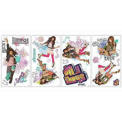 SHAKE IT UP wall stickers CeCe Rocky 19 Disney decals stickups girl scrapbooking