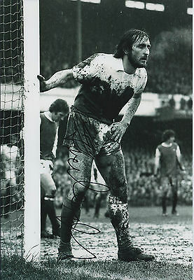 Frank LAMPARD Snr SIGNED Autograph 12x8 Photo AFTAL COA Hammers West Ham United