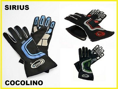 SPEED Sirius Formel 1 Latex Silicon Kart Handschuhe Karthandschuhe gloves gants