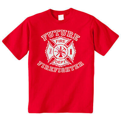 Firefighter Flag Kid/'s T-shirt ThinRed Lineof Courage Tee for Youth 2192C