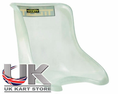 Tillett Seat T12 Soft (VG) No Cover MS Go Kart Karting Race Racing