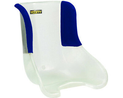 Tillett Seat T8 Standard Blue 1/4 Cover S Go Kart Karting Race Racing