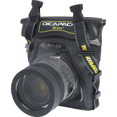 DiCAPac WP-S5 Waterproof Case for Compact DSLR Cameras