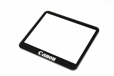 Canon EOS Rebel XS / 1000D LCD Window outer Glass Screen Display +Tape adhesive