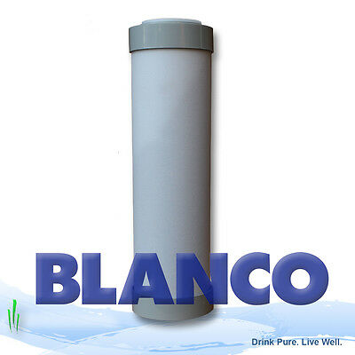 Genuine Blanco Filtra Fresh Replacement Water Filter Cartridge BM/FILTRA/01