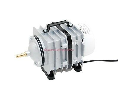 Commercial Air Pump Aquarium Hydroponics Aquaculture Fish Pond 6 8 10 Outlets