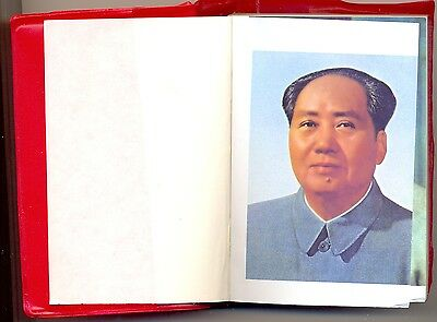 Quotations From Chairman Mao Tse Tung (The Little Red Book)