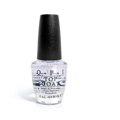 Opi Nail Polish Lacquer Top Coat T30 0.5oz