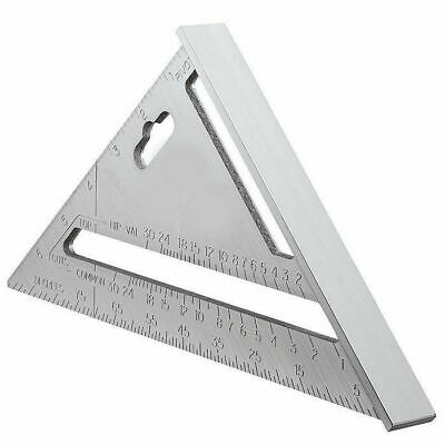 Heavy Duty Professional Aluminium Alloy Roofing Carpenters Square 185mm