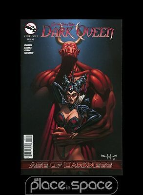 Grimm Fairy Tales: Dark Queen #1B