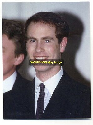 q955 - Prince Edward in Moscow in 1989 - Royalty postcard