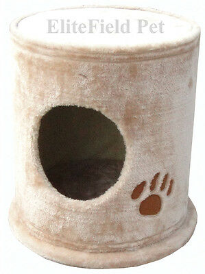 EliteField Cat Tree Furniture Condo House Scratcher Bed Toy Post EFCT-1015