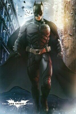 THE DARK KNIGHT RISES POSTER Batman 1 RARE HOT NEW 24x36
