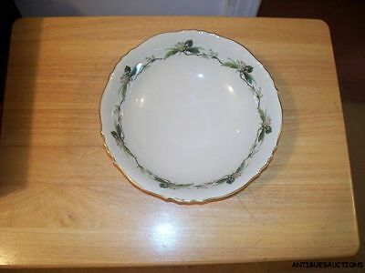 """WESTVALE SYRACUSE CHINA MADE IN AMERICA 9"""" SERVING BOWL"""