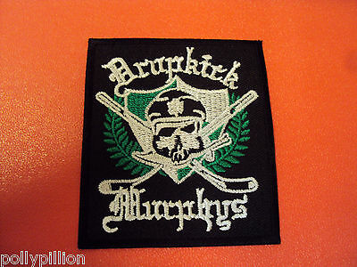 Disturbed Rock Band Punk Heavy Metal Thrash Black Music Iron-On Patches A601