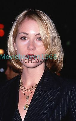 Christina Applegate 35Mm Slide Transparency Negative Photo 6956