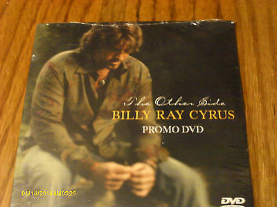 Billy Ray Cyrus 2003 The Other Side Promo DVD