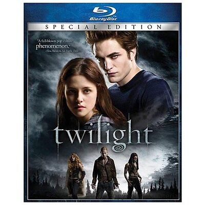 TWILIGHT (Blu-ray Disc, 2009) New / Factory Sealed / Free Shipping