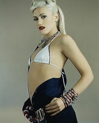 Gwen Stefani 8X10 Glossy Photo Picture Image #3