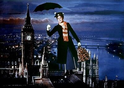 JULIE ANDREWS MARY POPPINS 8X10 GLOSSY PHOTO PICTURE IMAGE #2