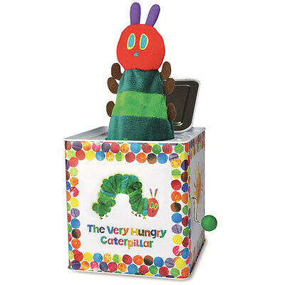 Very Hungry Caterpillar Jack in a Box