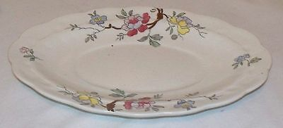 Booths England CHINESE TREE Gravy Boat Underplate Only