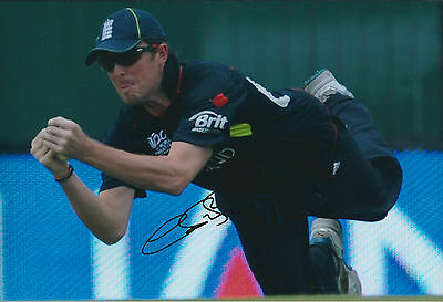 Graeme SWANN Signed Autograph 12x8 Photo AFTAL COA England Cricket ASHES Spin