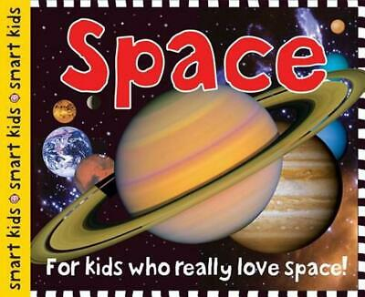 Smart Kids Space by Roger Priddy Hardcover Book (English)
