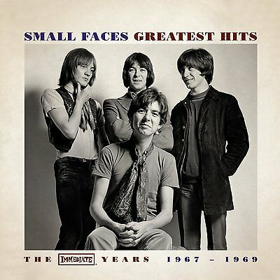 Small Faces - Greatest Hits - The Immediate Years 1967 - 1969: Cd Album (2014)