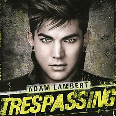 Trespassing (Deluxe Version) - Adam Lambert Compact Disc Free Shipping!