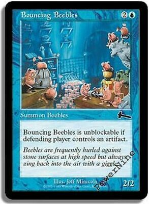 4 PLAYED Frantic Search Blue Urza/'s Legacy Mtg Magic Common 4x x4