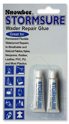 Stormsure Flexible Repair Adhesive 5g x 2 | FIX JUST ABOUT ANYTHING!