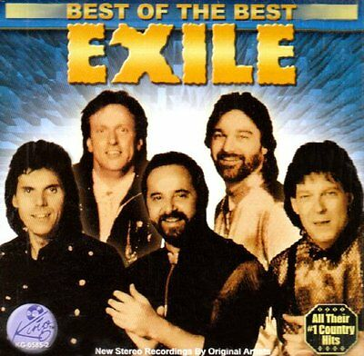 Exile - Best of the Best [New CD]